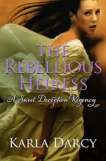 Karla Darcy, amazon bestselling author publishes a new Regency romance